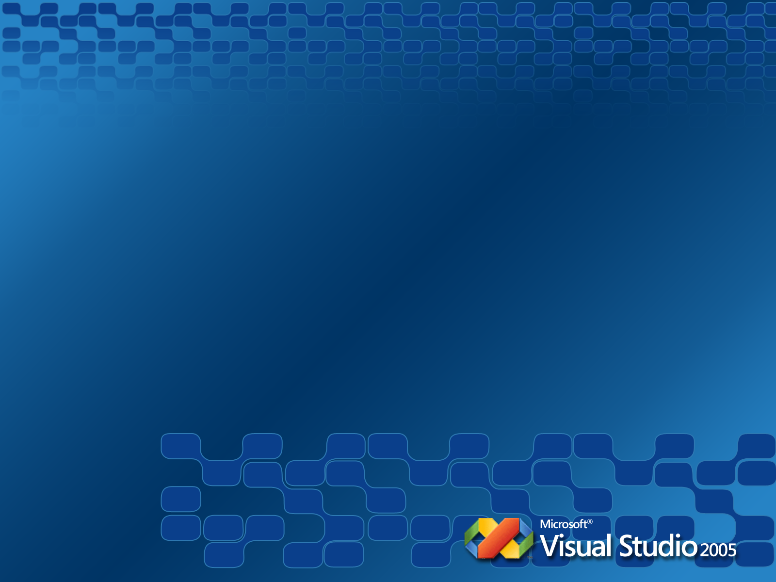 Visual Studio 2005 Wallpaper VS Thumbnail 1680 X 1050 1600 1200